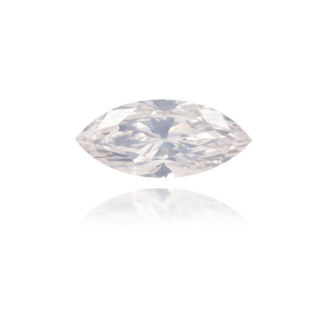Natural White Diamond Marquise 0.32 ct Polished
