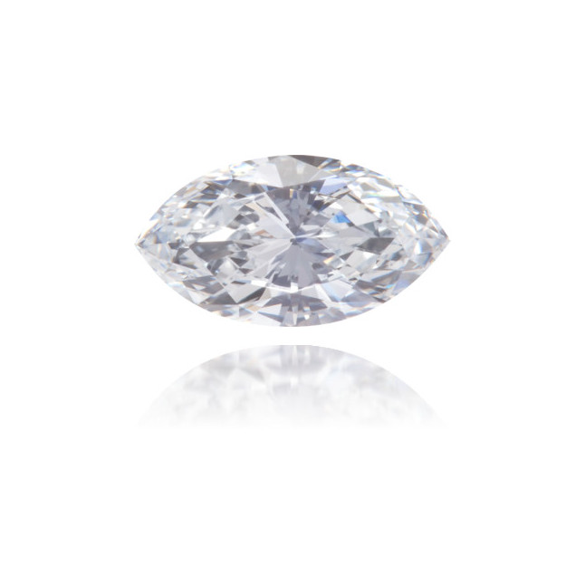 Natural Blue Diamond Marquise 1.10 ct Polished