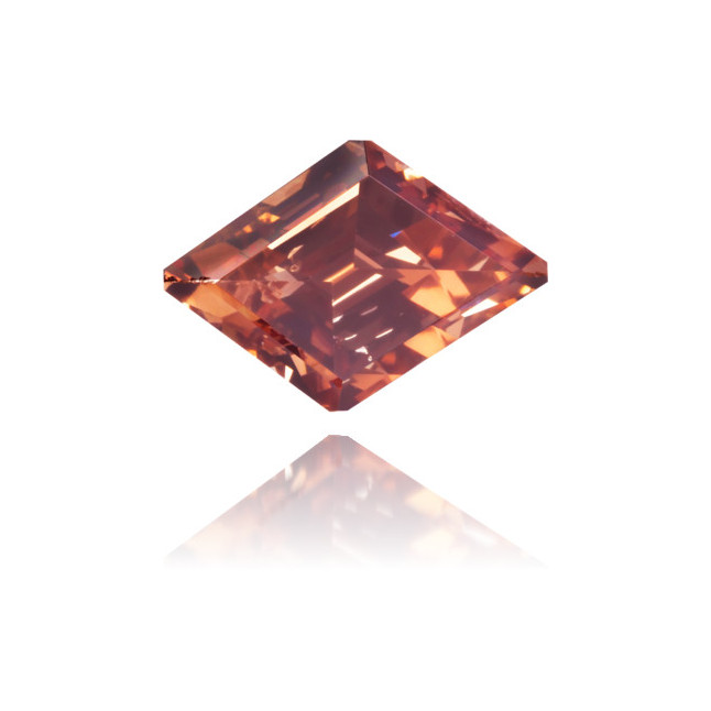 Natural Pink Diamond Kite 0.43 ct Polished