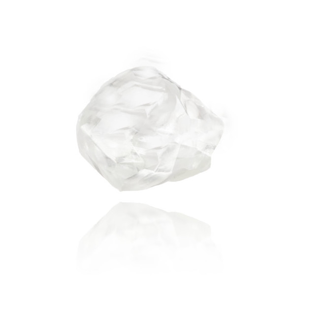 Natural White Diamond Rough 3.30 ct Rough