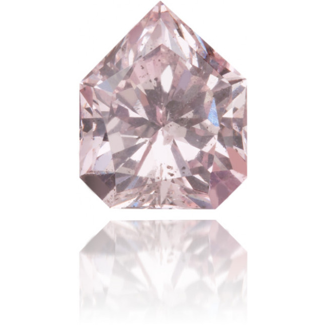 Natural Pink Diamond Bishop Hat 1.04 ct Polished