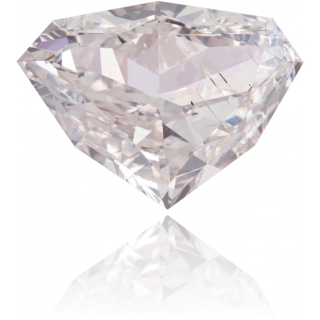 Natural Pink Diamond Shield 2.79 ct Polished