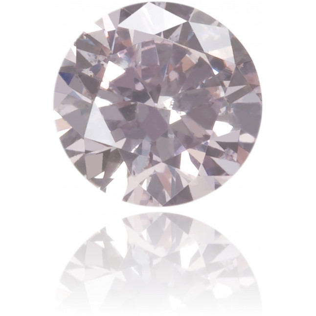Natural Pink Diamond Round 0.15 ct Polished