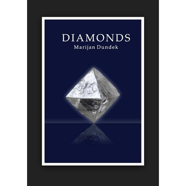 Colored diamond book