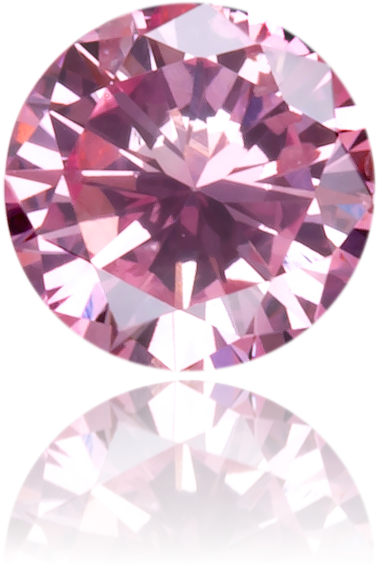 unveiled large the australian violet carat polished has a oval rio argyle from tinto biggest ever shaped west its mine diamond