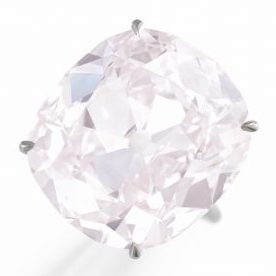 Fancy Light Pink diamond - Top Auctions 2018