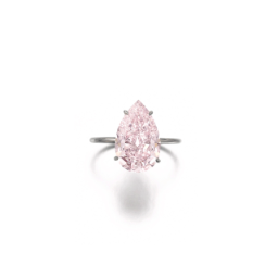 5.04-carat fancy purple-pink diamond